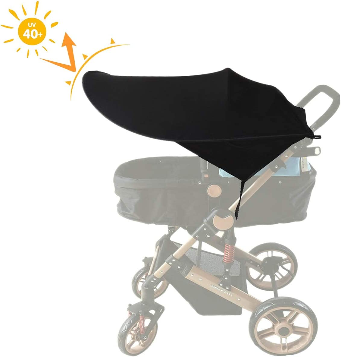 Sun Cover,Baby Carriage Awning,Infant Pushchair