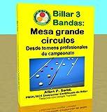 Billar 3 Bandas - Mesa grande circulos: Desde torneos profesionales de campeonato