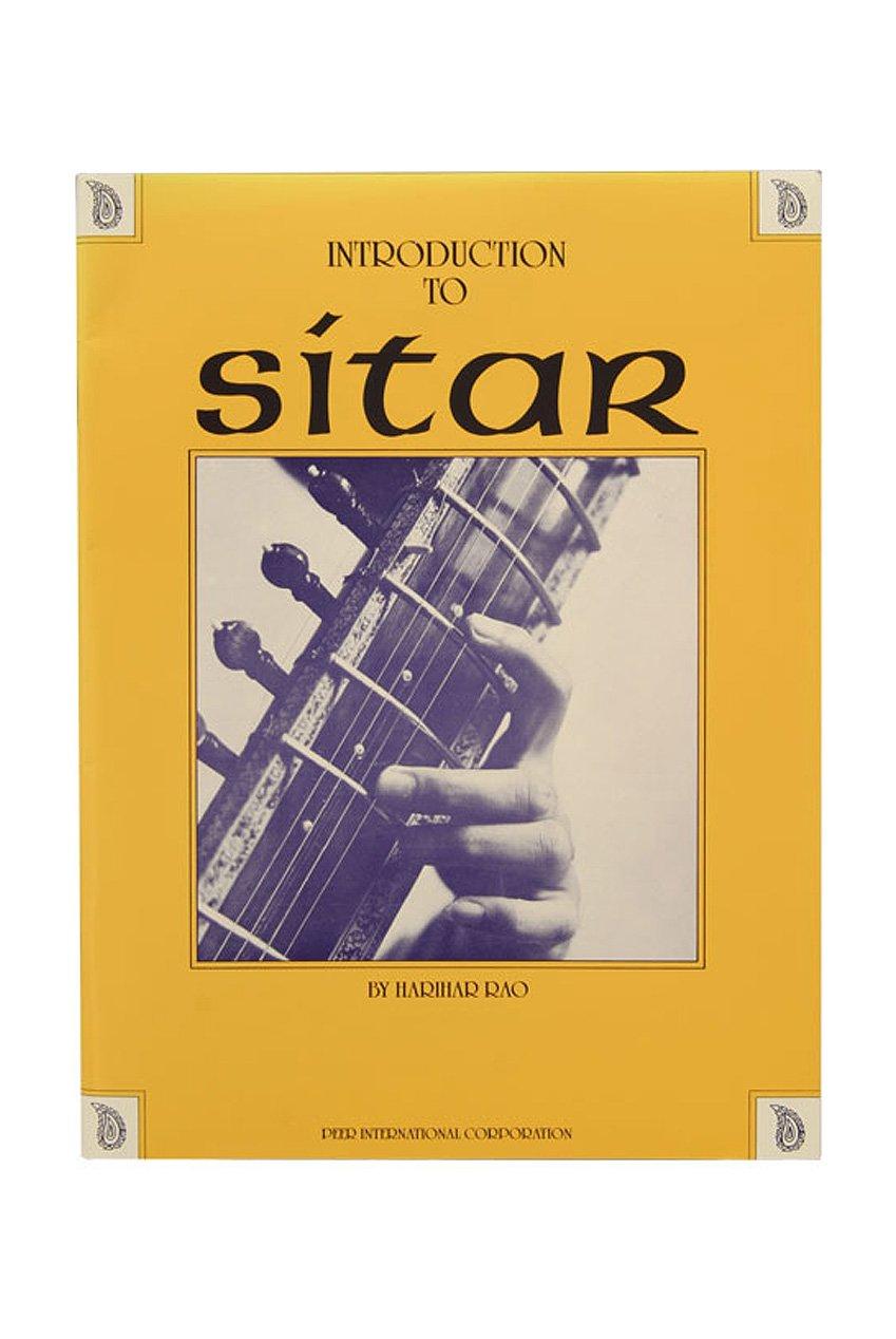 Music Introduction to Sitar Hal Leonard LSTR