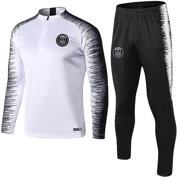Conjunto de chándal y pantalón de fútbol para Hombre, Conjunto de ...