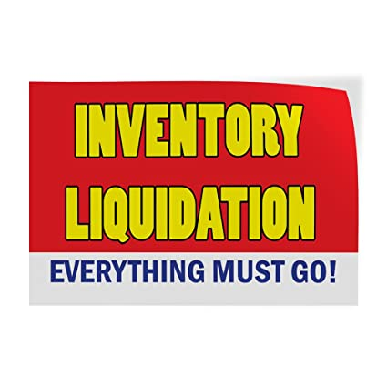 Amazon com : Decal Sticker Liquidation! Everything Must Go