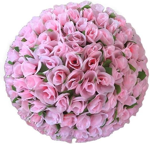 Askdasu - Bolas de Flores Artificiales para decoración de Bodas ...