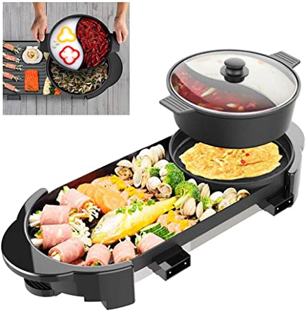 72cm L Non Stick Whole Fish Grill Basket with rubber handle
