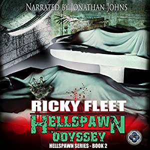 Hellspawn Odyssey (Volume 2) Audiobook