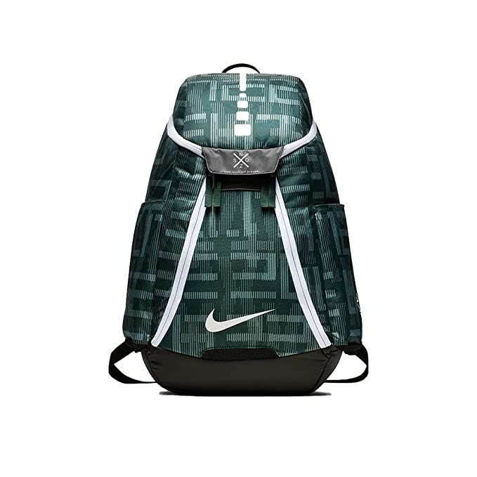 Nike MOCHILA HOOPS ELITE MAX AIR BASKETBALL BACKPACK (VERDE): Amazon.es: Ropa y accesorios
