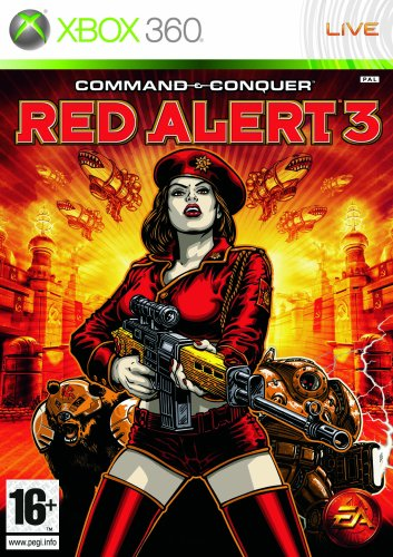 Command & Conquer: Red Alert 3 (Red Alert 3 Xbox 360)