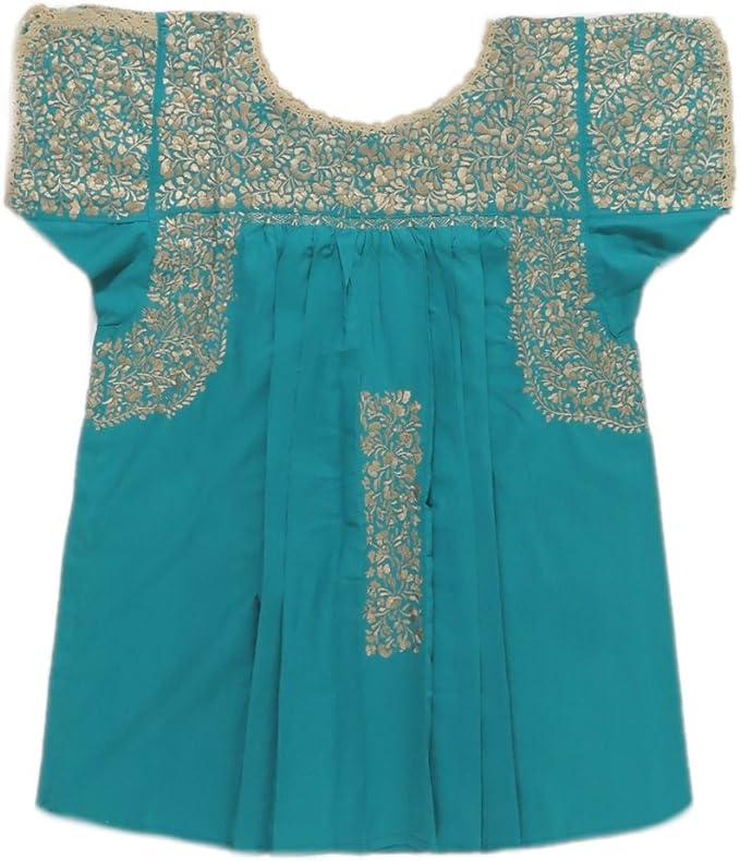 Amazon.com: Mexicano Clothing Co Womens mexicano blusa Fancy ...