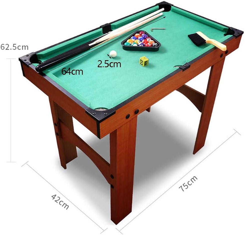 Mesa de billar Mini mesas de Billar Niños Home Plus De Mesa Mesa ...