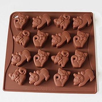 Tengo 9 de Chocolate Lollipop Lolly Molde De Cumpleaños 4 en 1 Chocolate O Jabón