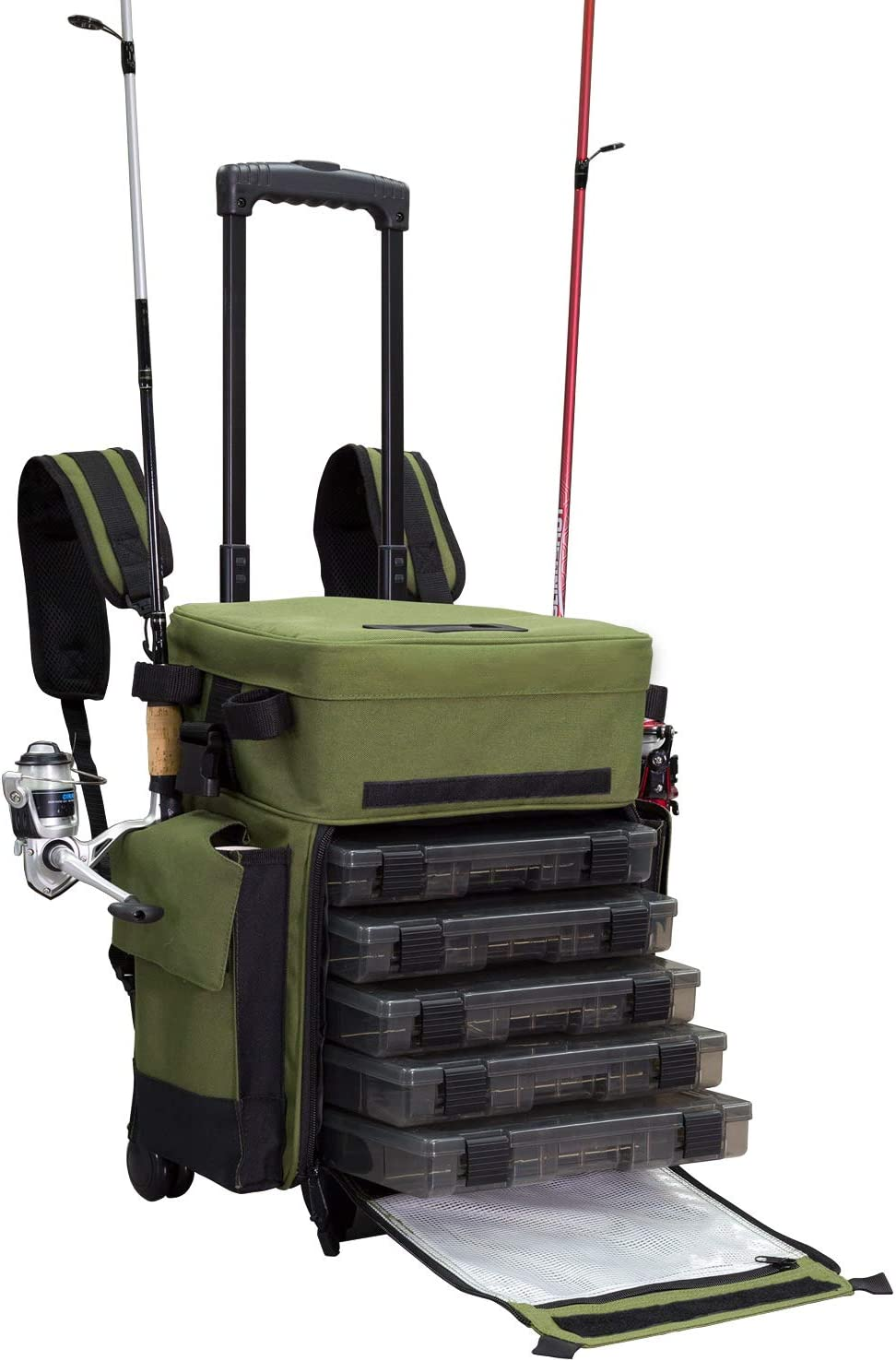 Elkton Fishing Tackle Storage Backpack