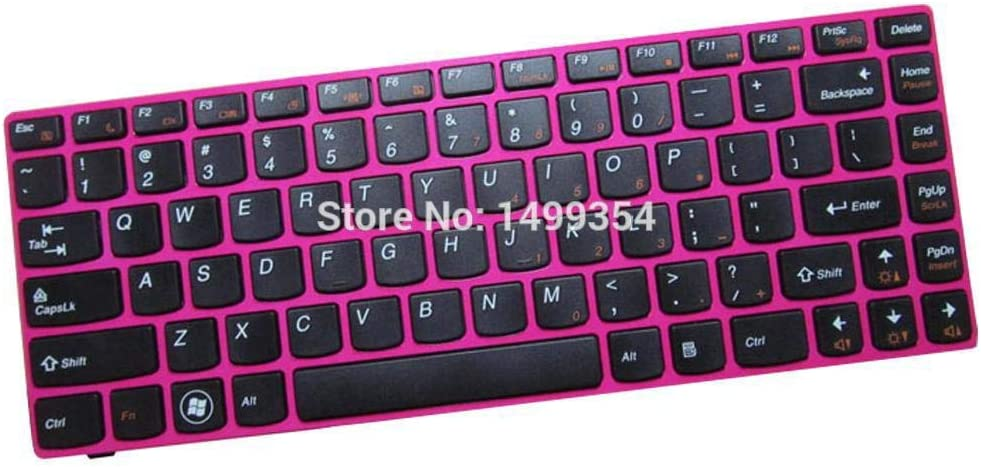 New Laptop Keyboard for Lenovo IdeaPad U460 U460A Keyboard Replacement