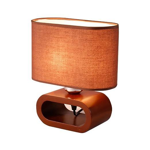 Fei Mesa de luz LED Lámpara de Escritorio Lámpara de cabecera ...