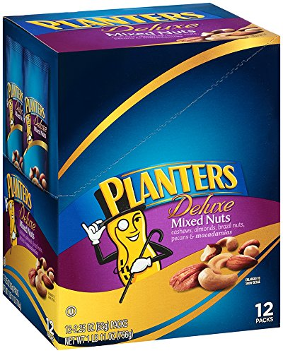 Planters Deluxe Mixed Nuts count product image