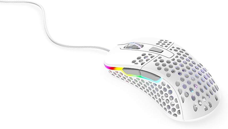 Xtrfy M4 Rgb Gaming Maus Weiß Computer Zubehör