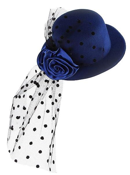 Faszinator Federhut Hut Haarschmuck für Mädchen