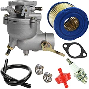 TOPEMAI 390323 Carburetor for Briggs & Stratton 194412 190432 190402 195422 190400 170401 7HP 8HP 9HP Engines with 393957S Air Filter