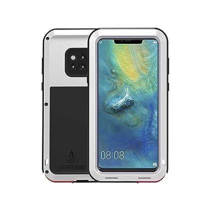 Amazon.com: Bpowe - Carcasa rígida para Huawei Mate 20 Pro ...