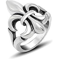 ZAKAKA 指輪 メンズ リング ファッション アクセサリー [ギフトボックスを提供] 14号 17号 19号 21号24号を提供