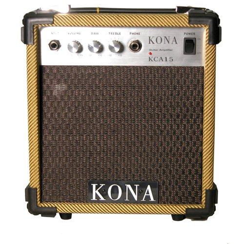 Kona KCA15TW 10 Watt Electric Guitar Amp
