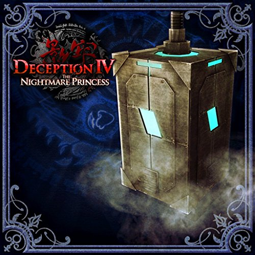 Price comparison product image Deception IV: The Nightmare Princess - Elaborate Trap: Cube Freezer (CrossBuy) - PS4 [Digital Code]