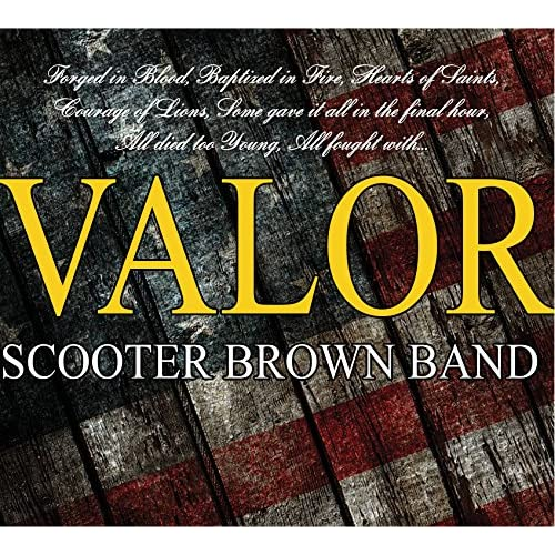 Amazon.com: Valor: Scooter Brown Band: MP3 Downloads