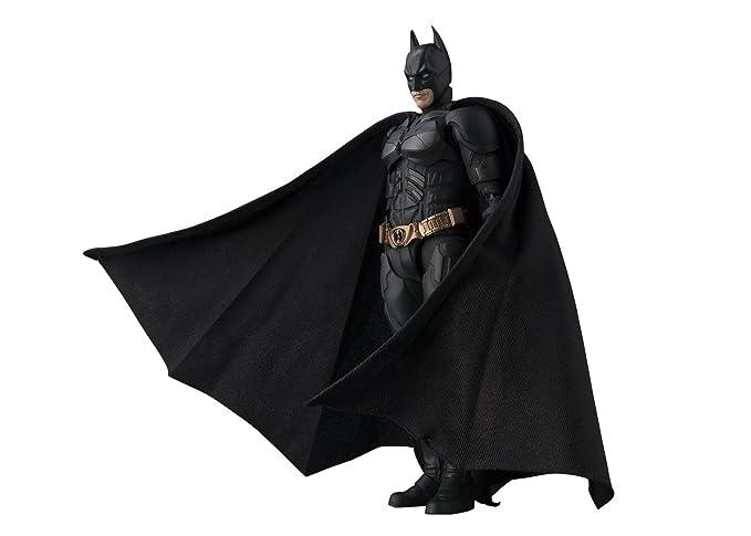 SHフィギュアーツ バットマン(ダークナイト) バットマン(The Dark Knight) 約150mm ABS\u0026PVC製 塗装済み可動フィギュア