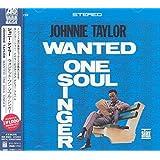 Wanted One Soul Singer (Japanese Atlantic Soul & R&B Range)
