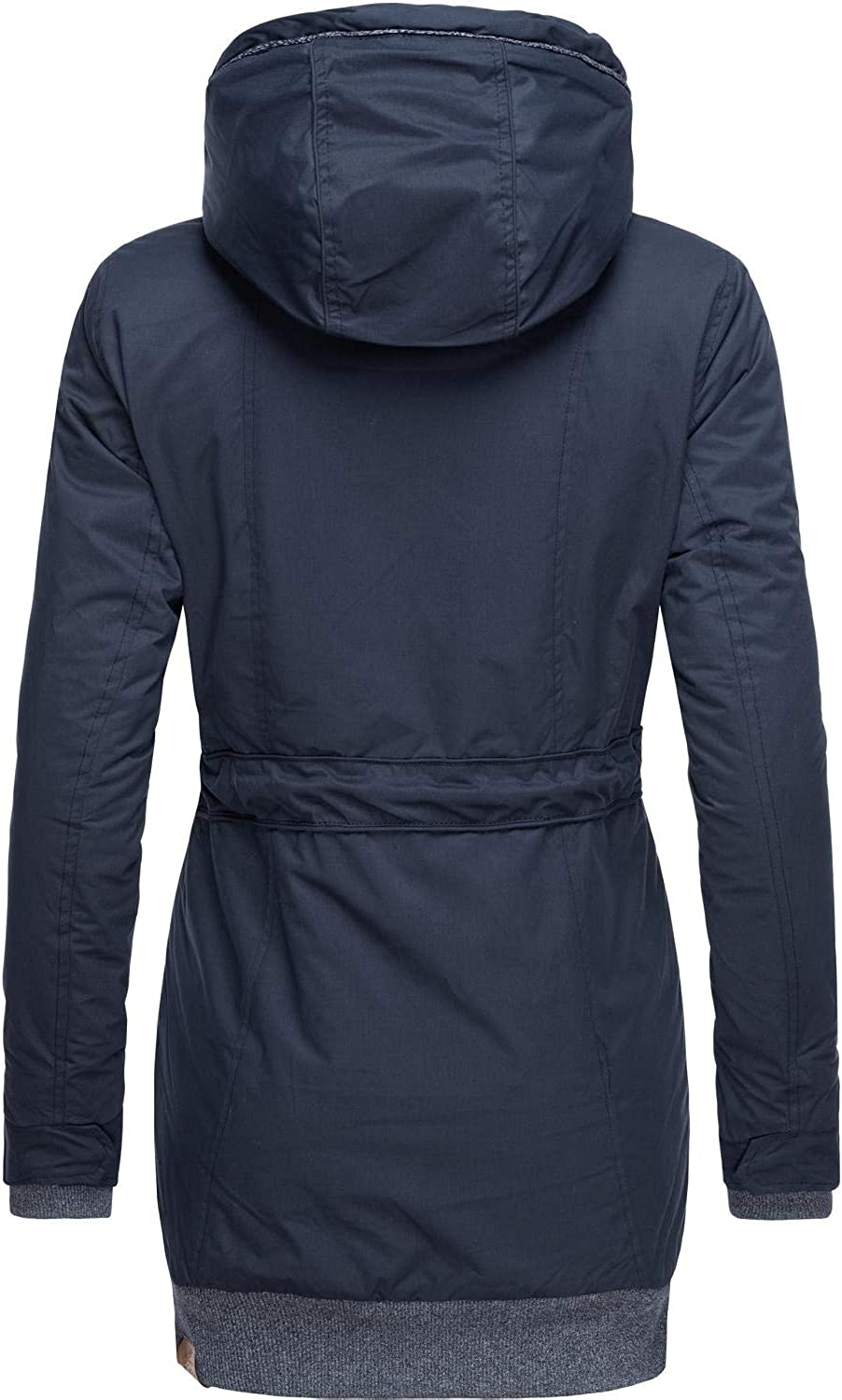 Ragwear Zirrcon Women's Winter Jacket 3 Colours XS-XXL Blue