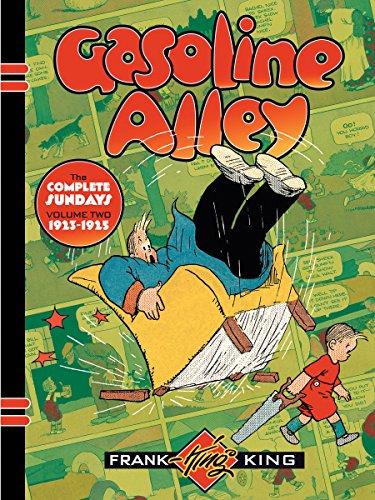 Gasoline Alley: The Complete Sundays Volume 2 1923-1925 by Dark Horse Books