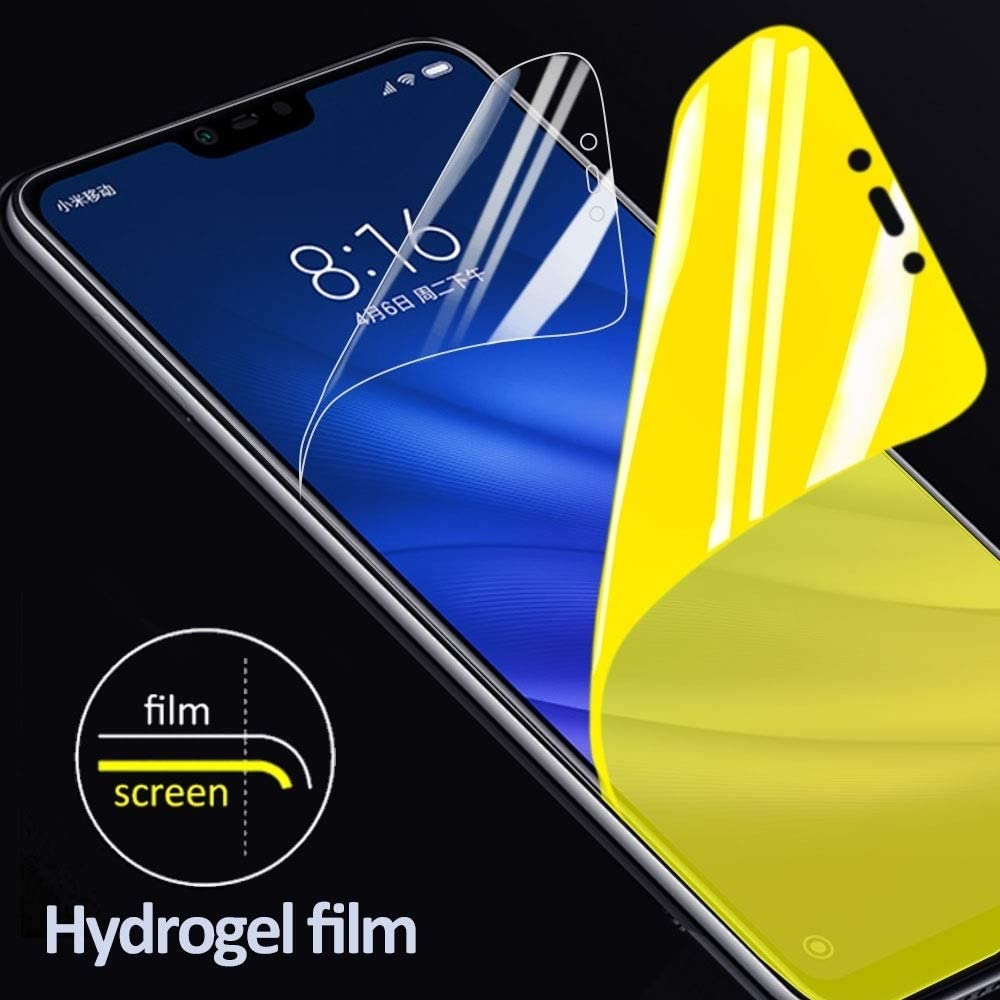 LGYD for 25 PCS for iPhone X//XS Soft TPU Full Coverage Front Screen Protector