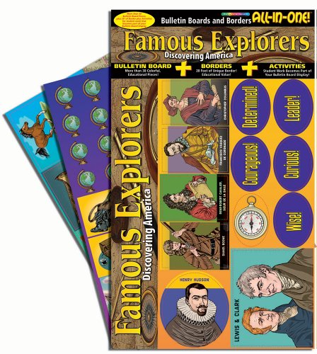 Famous Explorers: Discovering America ()