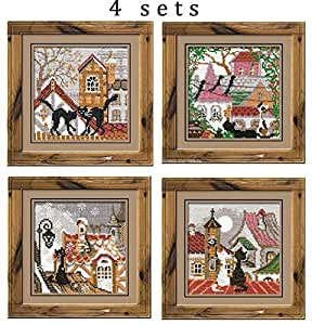 Amazon.com: Cross Stitch - Top Quality Lovely Hot Sell