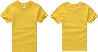 VIO Camiseta de algodón con Cuello Redondo, Actividad de la Camiseta, Guardapolvos, Fiesta