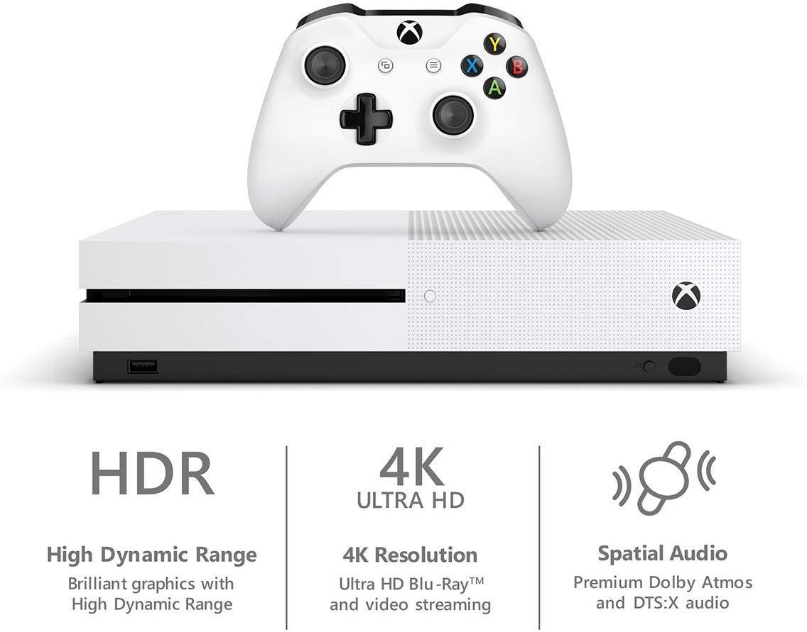 Xbox One S 1TB - Fallout 76 Bundle vídeo Juego: Amazon.es: Electrónica