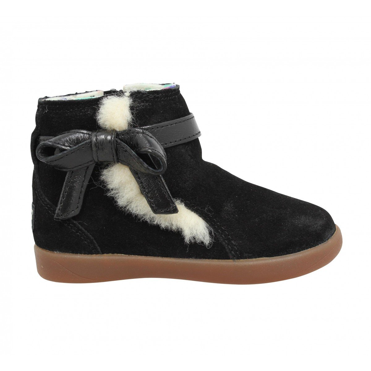 f50165daee3 UGG Australia Boots Libbie, Black, 25: Amazon.co.uk: Shoes & Bags
