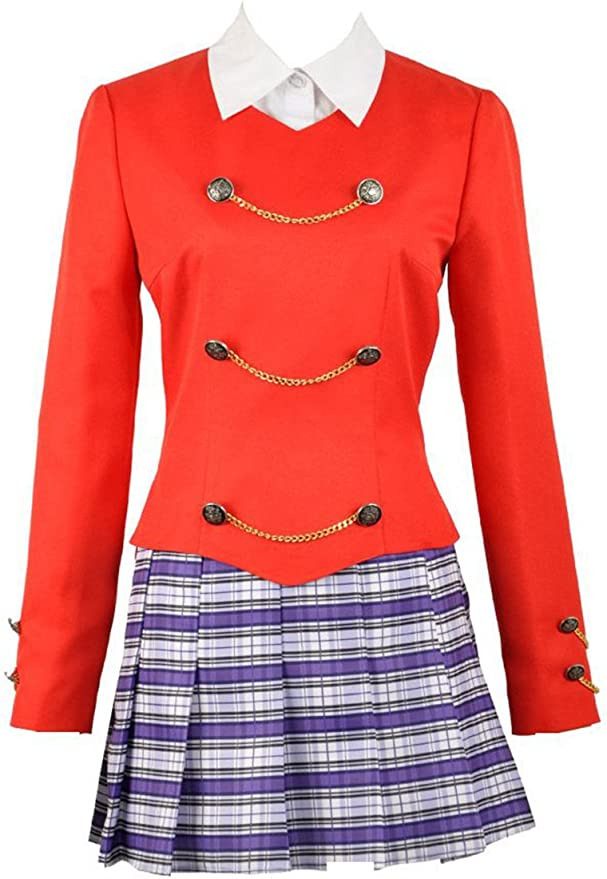 Heathers The Musical Veronica Sawyer Cosplay costume uniform{FTY}KL