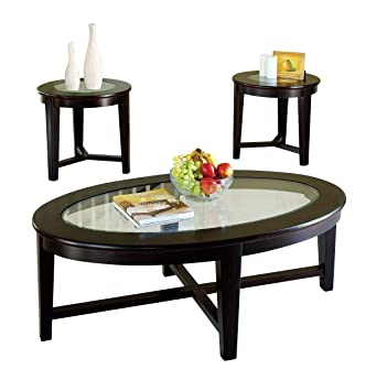 Oval Coffee Table Sets 3