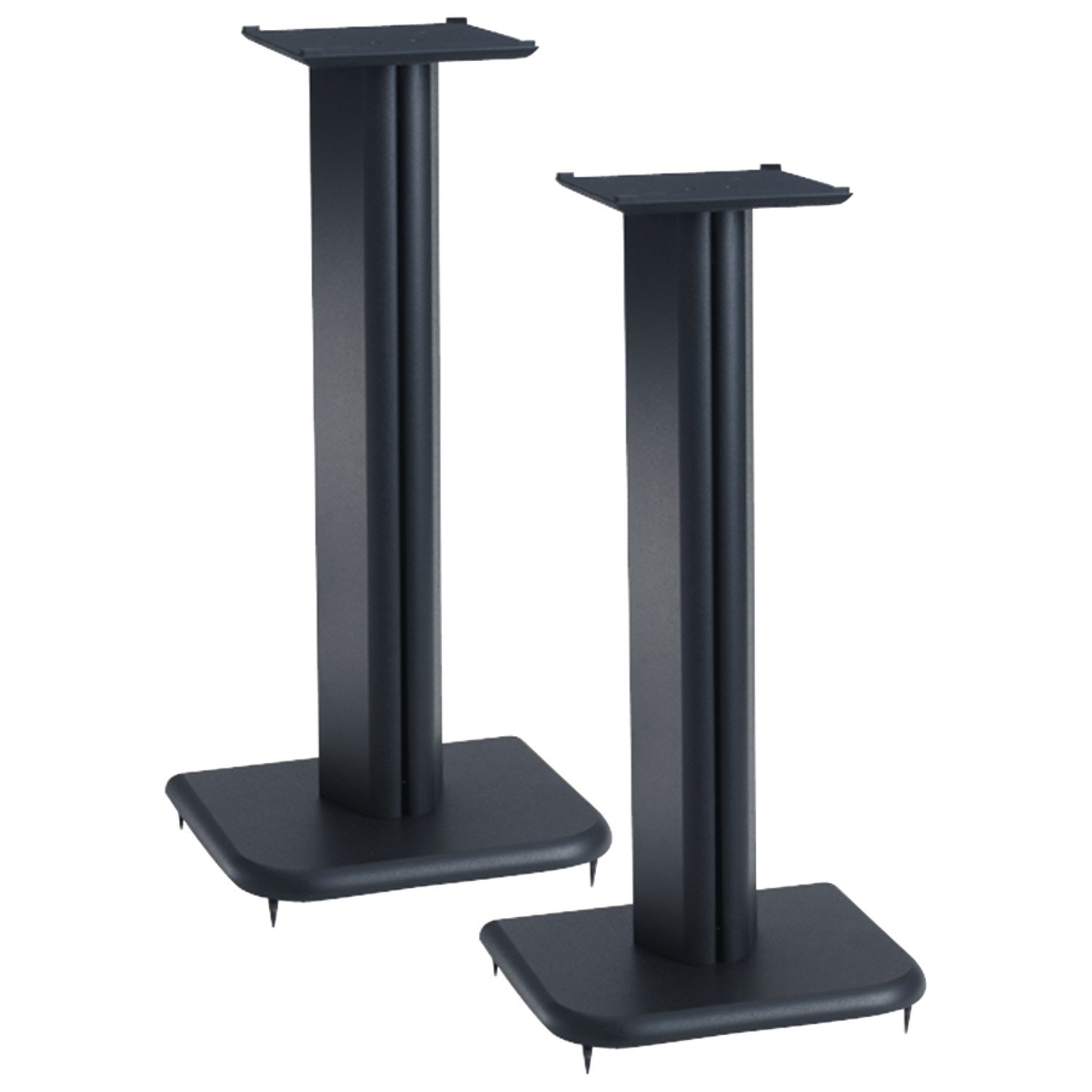 Sanus BF24B 24 Inch Speaker Stands (Pair) by Sanus
