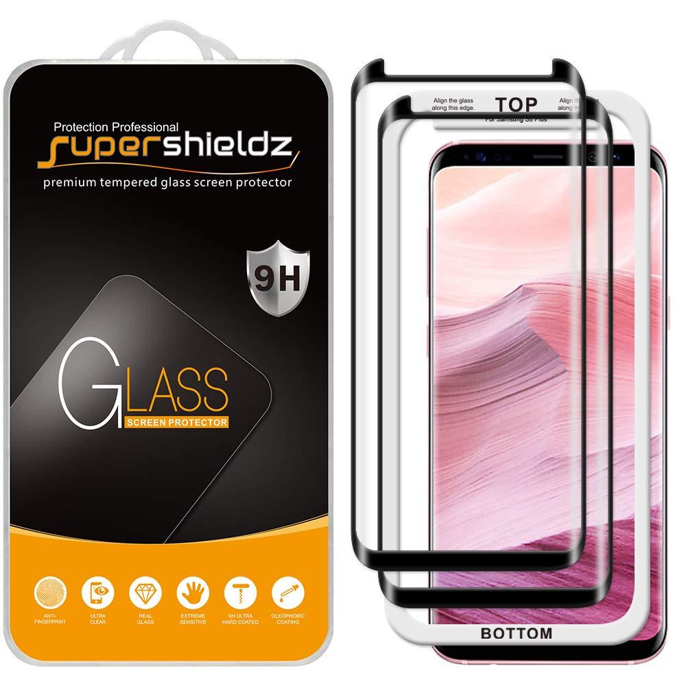 Vidrio Templado Samsung S8 Plus with Easy I [2un] (7SLSYWHV)
