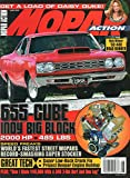 Mopar Action June 2003 Magazine DAISY DUKE: DUKES OF HAZZARD ORIGINAL GENERAL LEE 655-Cube Indy Big Block 2000HP - 485 Lbs NATS WINNER 1968 440 ROAD RUNNER