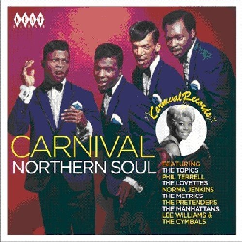 CD : VARIOUS ARTISTS - Carnival Northern Soul /  Various (United Kingdom - Import)