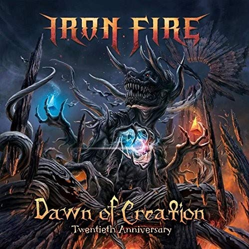 Iron Fire - Dawn Of Creation