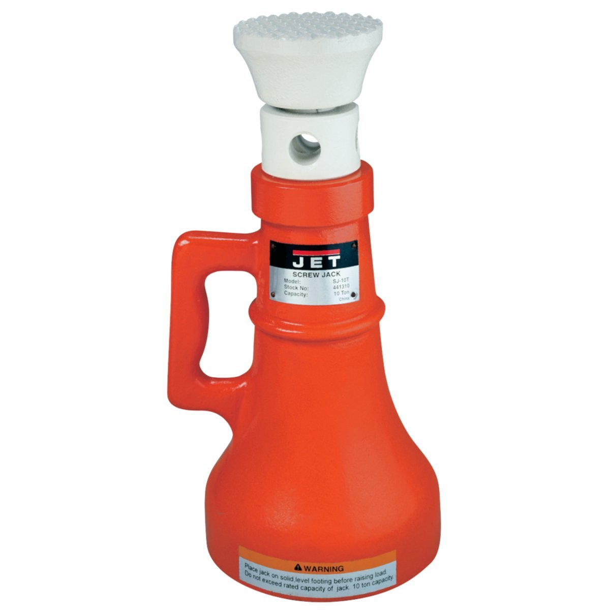 JET SJ-10T 10-Ton Screw Jack by Jet