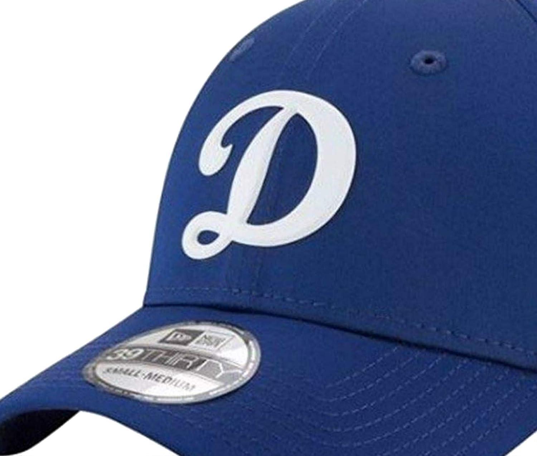 wholesale dealer 1b442 362a9 Amazon.com   New Era Los Angeles Dodgers Large X-Large XL D Logo On-Field Prolight  Batting Practice Flex Fit Hat Cap   Sports   Outdoors