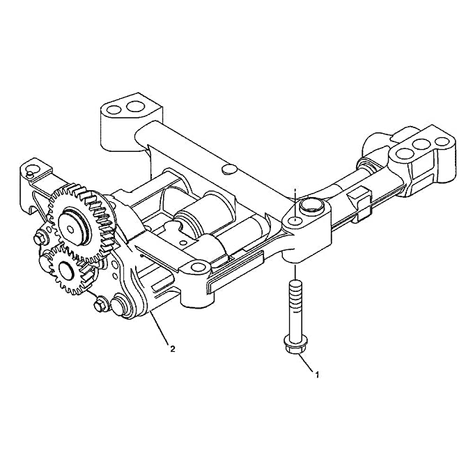 Caterpillar C15 Motor