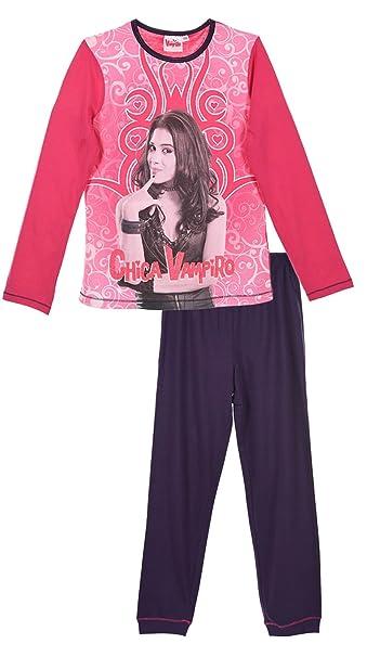 Chica Vampiro - Pijama - para niña Rose 6 años