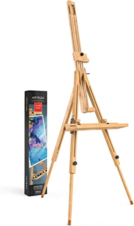 Wooden Artist Kids Mini Easel Stand Painting Canvas Exhibit Display Phone Holder