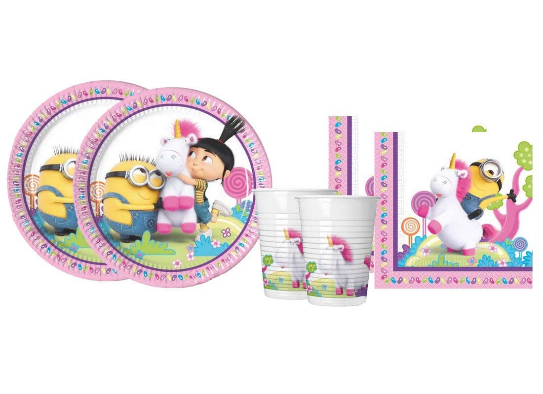 Irpot Kit - A Fiesta de cumpleaños Despicable Me - Minions ...
