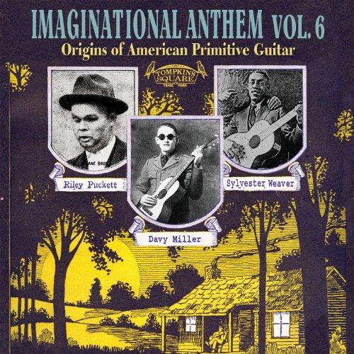 Imaginational Anthem Vol American Primitive