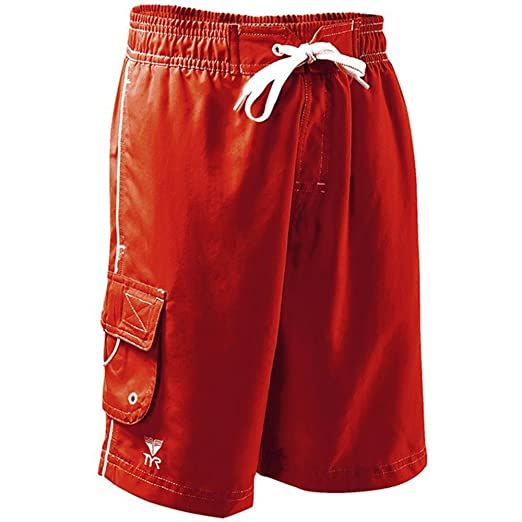 ae4b6562ad Amazon.com: TYR Kids Mens Challenger Swim Shorts (Little Kids/Big Kids):  Sports & Outdoors